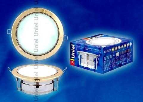 Uniel Светильник ESL-GX70/H-6R золото