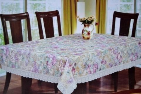 Скатерть для стола, кленчатая 137х183  4-7-11