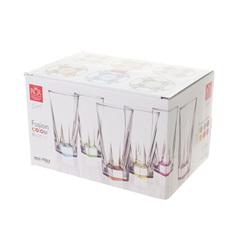 Набор стаканов для воды RCR Fusion 380 мл, 6 шт, фото 2