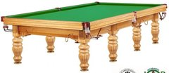 Бильярдный стол для русского бильярда «Dynamic Prince» 12 ф