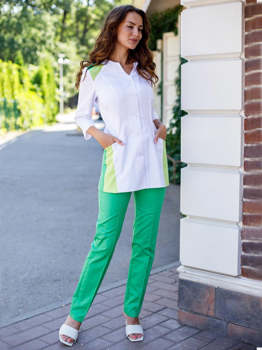 Зеленый неон MediS.moda