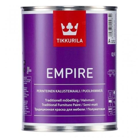 Tikkurila Empire / Тиккурила Эмпайр краска для мебели