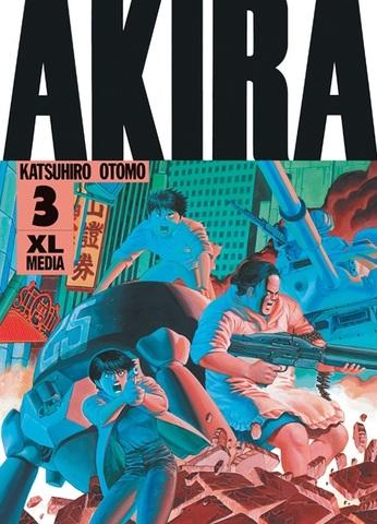 Akira. Том 3