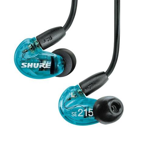 Наушники Shure SE215