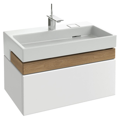 Мебель для ванной Jacob Delafon Terrace 80х48х38 ЕВ1186 HU белая