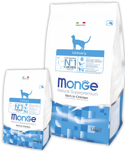 Сухой корм Monge Cat Adult Urinary