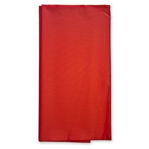 Скатерть п/э Apple Red 1,4х2,75м/А