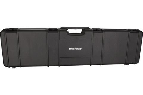 Кейс винтовочный жесткий черный, 117x29x12 см (пластик) Италия  (артикул 15974)