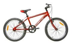 детский велосипед Corto ANT красный