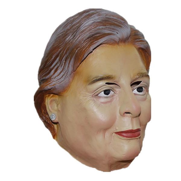 Маска Хиллари Клинтон