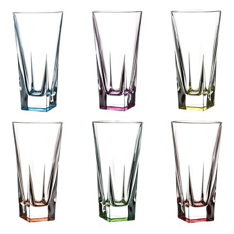 Набор стаканов для воды RCR Fusion 380 мл, 6 шт
