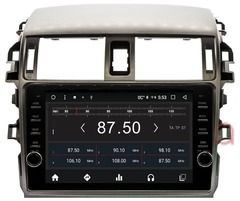 Магнитола  Toyota Corolla E150 2007-2013 Android 9.0 2/16GB IPS  модель CB-1007T3L
