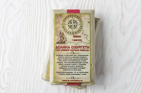 Чай прессованный из Кавказа