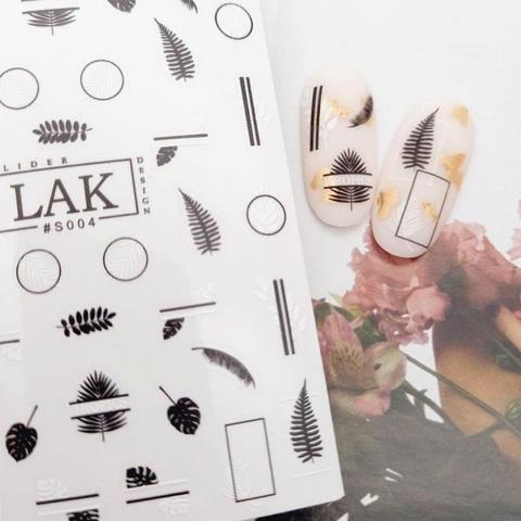 LAK Stiker #S004