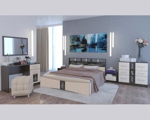 Спальня модульная ЭРИКА-5