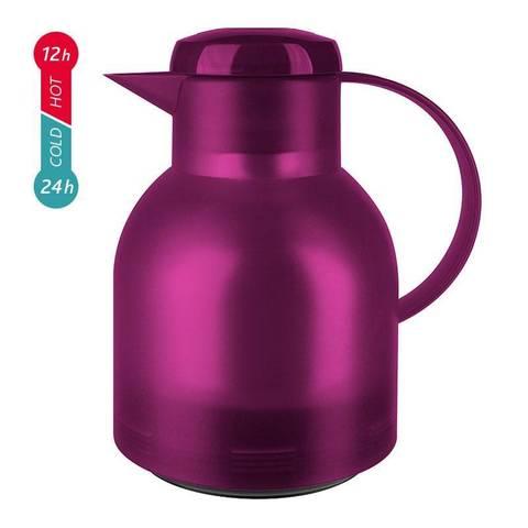 Термос-чайник Emsa Samba (1 литр), розовый