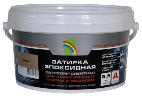 Затирка эпоксидная EPOX для керамической плитки и мозаики