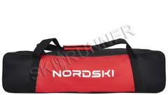 Чехол для лыжероллеров Nordski Roller Black-Red