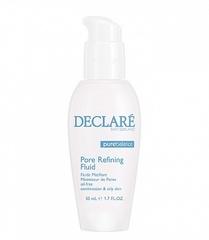 Интенсивное средство, нормализующее жирность кожи Sebum Reducing & Pore Refining Fluid, Declare, 50 мл