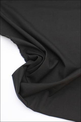 Интерьерная ткань с тефлоновым покрытием,черный,180 см(Duck,Турция)