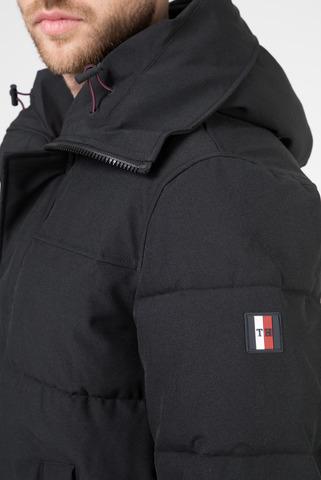 Мужская черная куртка HEAVY CANVAS Tommy Hilfiger