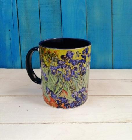 Fincan/Чашка/Cup Van Gogh 5