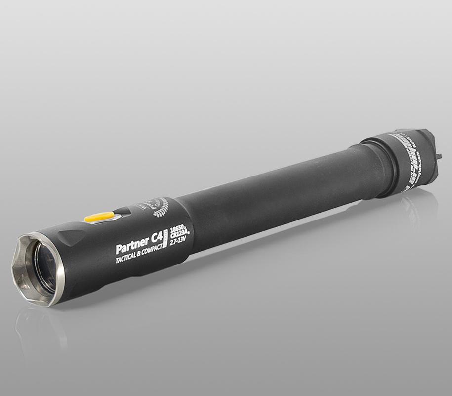 Тактический фонарь Armytek Partner C4 Pro - фото 1