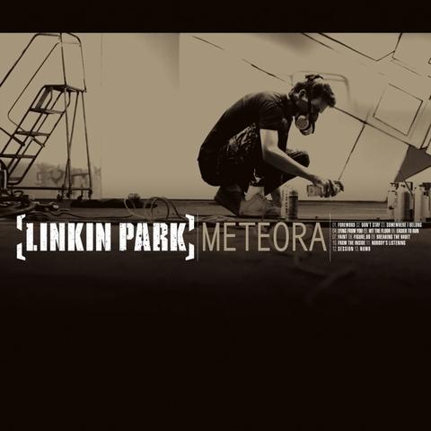 Виниловая пластинка. Linkin Park — Meteora