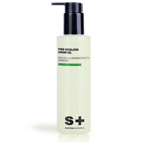 SUMMECOSMETICS S+ | Гель-сыворотка для проблемной кожи / Pure Regulator Serum Gel, (200 мл)