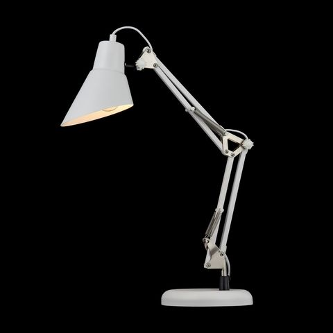 Настольная лампа Maytoni Zeppo 136 Z136-TL-01-W