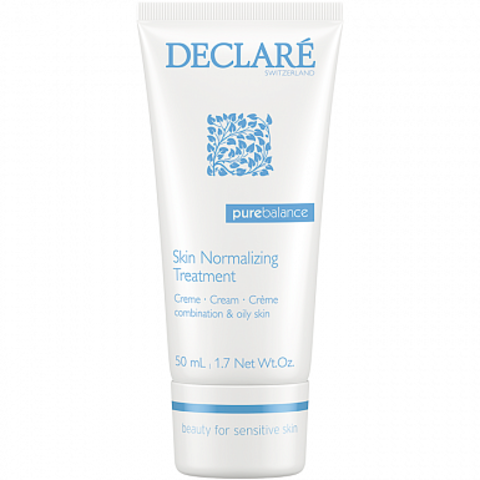 Крем восстанавливающий баланс кожи Skin Normalizing Treatment Cream, Declare, 50 мл