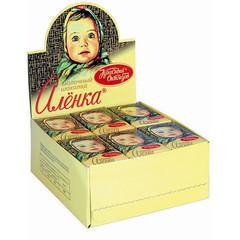 Шоколад порционный Аленка молочный (42 штуки по 15 г)