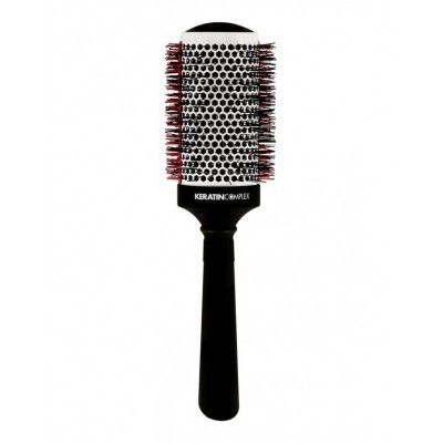 Keratin Complex: Брашинг 89 мм (Round Brush with Thermal Comb), 1шт