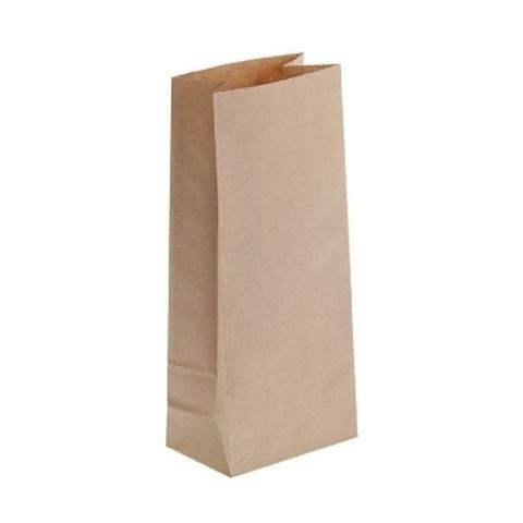 Пакет бумажный 80х50х170 мм