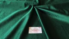 Велюр Чарли 626 темно-зеленый