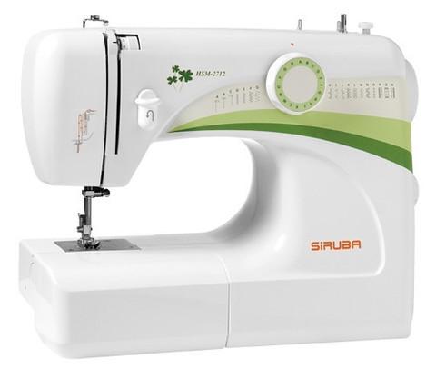 Электромеханическая швейная машина Siruba HSM-2712 | Soliy.com.ua