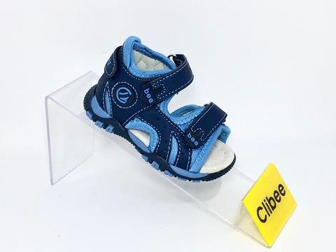 Clibee A-6 Blue/Blue 18-23