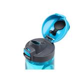 Бутылка для воды из тритана с кнопкой, 900 мл, артикул 680_Мульти, производитель - Sistema, фото 9