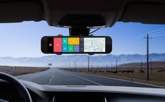 Автомобильный видеорегистратор 70MAI Smart Rearview Mirror M1 Black