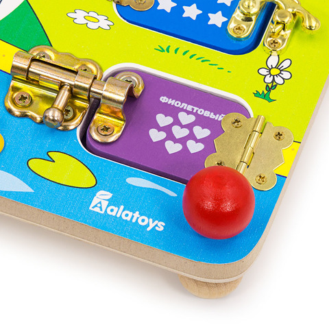 Бизиборд ALATOYS -