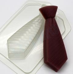 Пластиковая форма для шоколада муж. ГАЛСТУК 120х43мм
