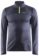 Утеплённая беговая рубашка Craft Core Gain Midlayer мужская