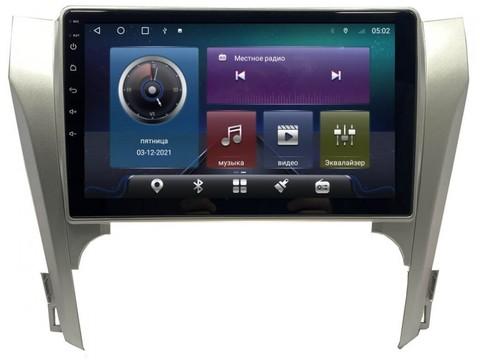 Магнитола для Toyota Camry V50 (12-14) Android 10 4/64 IPS DSP 4G модель CB-2014TS10