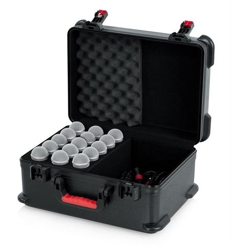 GATOR GTSA-MIC15 кейс для 15 мікрофонів