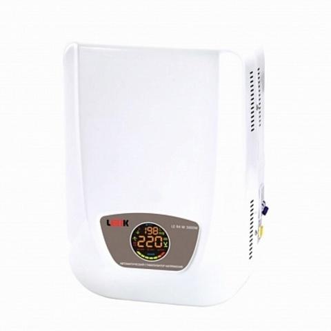 Стабилизатор напряжения LE R5 W 10000W (настенный) 90-270V