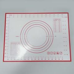 Коврик с разметкой силиконовый 30*40 см