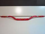 Руль Procaken 28.6-800мм Al-6061  красный