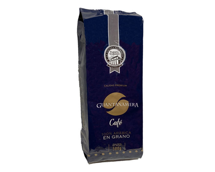 купить Кофе в зернах Guantanamera, 500 г