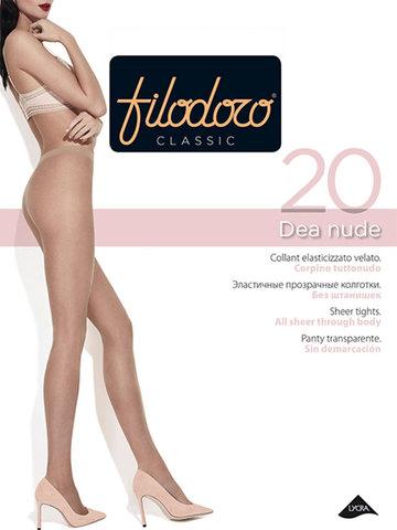 Женские колготки Dea Nude 20 Filodoro