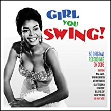 VARIOUS ARTISTS: Girl You Swing!